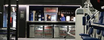 gatorade fuel bar serves athletes