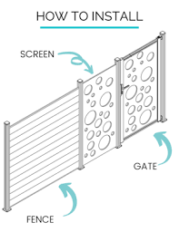 Trellis Fence Panels Free Next Day Delivery Screen With Envy