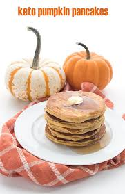 low carb pumpkin pancakes recipe all