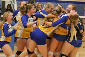 O-E roars back for five-set win over Coudy in D9 postseason's first round    Sports   bradfordera.com