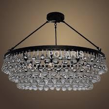 modern vintage crystal chandelier