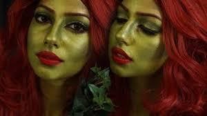 poison ivy makeup makeup