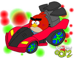 Angry birds go 2 street roader Red by fanvideogames on DeviantArt