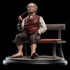 weta BILBO BAGGINS Miniature Figure - WETA (com imagens)