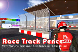 New Item For This Month Race Track Fence Catch Fence