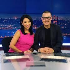 Veronica De La Cruz (KPIX, CNN) and Shaun Tai (Oakland Digital)