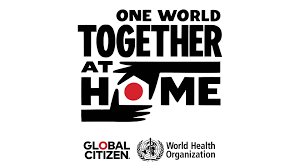 One World: Together at Home' concert ...