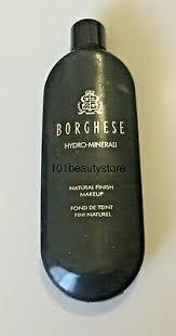 borghese hydro minerali natural finish