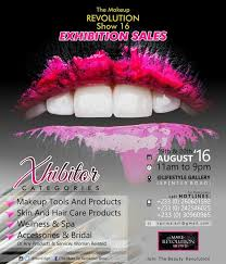 the makeup revolution show 2016 is here