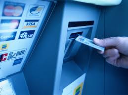 how to use a debit card at an atm