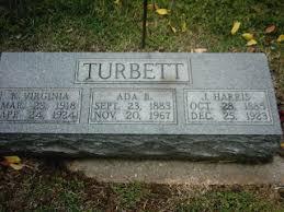 Ada Stewart Turbett (1883-1967) - Find A Grave Memorial