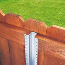 Metal Fence Posts For Wooden Fence Penn Fencing