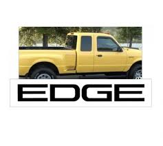 Ford Ranger Edge Bedside Graphic Set Of 2 Vinyl Decal Stickers Sticker Flare Llc
