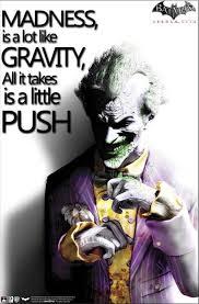 batman arkham city joker quotes fine quality unframe poster for