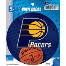 Indiana Pacers Stickers Decals Bumper Stickers