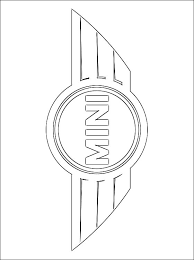 Logo Mini Kleurplaten Gratis Kleurplaten