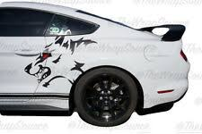 Mustang Graphics Decals Gt For Sale Ebay
