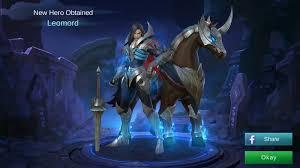 vels eh maksudnya leomord hero baru leomord mobile legends sang