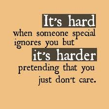 quotes about friends ignoring you quotesgram