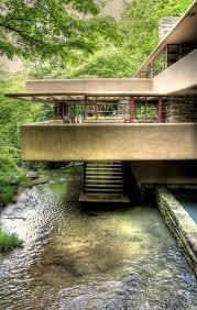 la maison sur la cascade de frank lloyd
