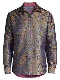 Robert Graham - Auguste Classic-Fit Limited Edition Silk Sport Shirt -  saks.com