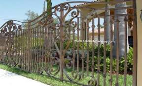 Fence Panels Steel Fence Panels Aluminum Iron Metal Fence Panels