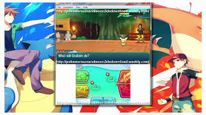 Pokemon Sun and Moon Download Rom 3DS + Emulator PC CIA - video dailymotion
