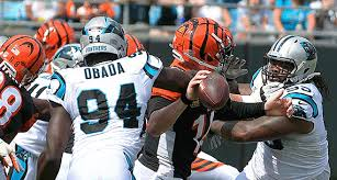 Efe, you say: Panthers' Obada makes an explosive league debut