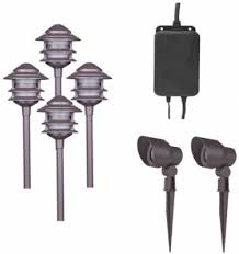 led paa garden lighting starter kit