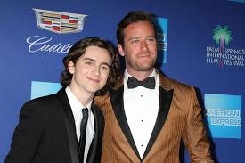 Timothée Chalamet & Armie Hammer on board for Call Me By Your Name ...