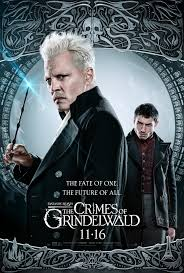 Fantastic Beasts: The Crimes of Grindelwald | Fantastic beasts movie, Fantastic  beasts, Fantasic beasts