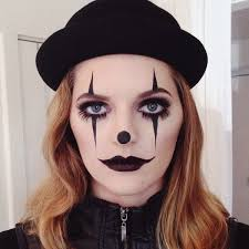 grunge clown makeup every kind of