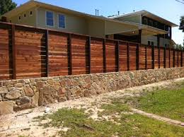 Horizontal Wood Fence Panels For Sale Fence Panels For Sale Wood Fence Cinder Block Walls