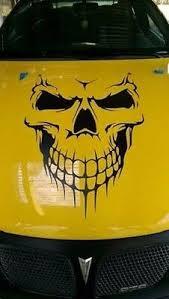 Skull Vinyl Graphics Zeppy Io