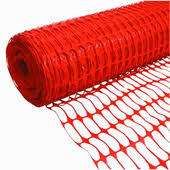 Plastic Safety Fencing For Construction A1 Tarps