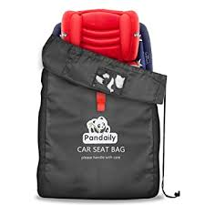 com car seat travel bag gate