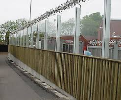 Clearsoundblok Transparent Acoustic Noise Barrier Panels Gramm Barrier Systems Esi External Works