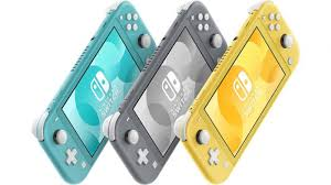 Máy Chơi Game Nintendo Switch Lite