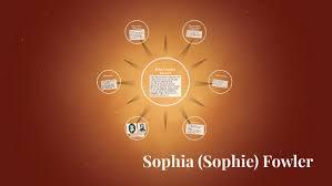 Sophia (Sophie) Fowler by Emily Warner on Prezi Next