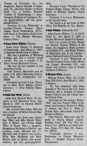 whitt, addie mitchell gn 3-5-1997 p5d - Newspapers.com