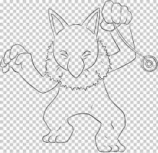 Libro Para Colorear Hypno Pokemon Dibujo Pikachu Hypno Png
