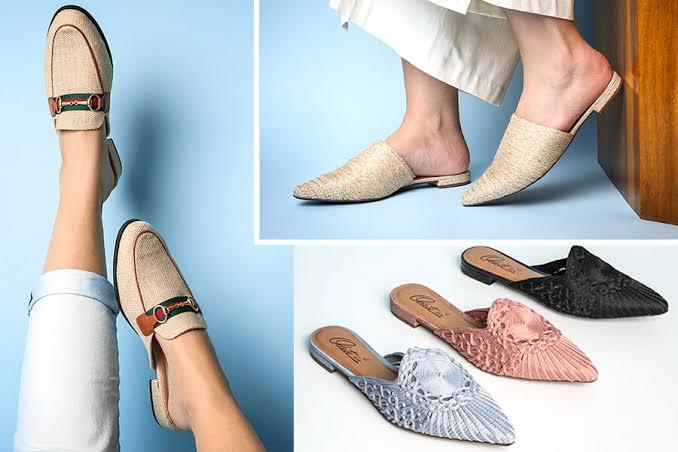 """Resultado de imagem para moda sapatos verão 2020"""""""