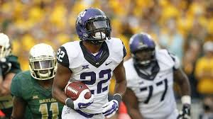 TCU RB Aaron Green Ready To Break Out In 2015