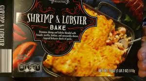 Aldi shrimp and lobster bake rip off ...