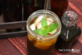 how to make your own soda syrup seed