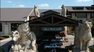 great wolf lodge resort indoor