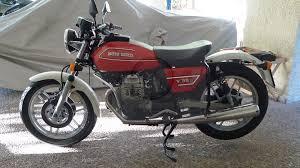 1981 moto guzzi v50 iii photos