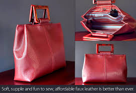 how to make purses and handbags at home
