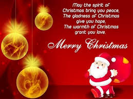 ucapan selamat hari natal dalam bahasa inggris dan artinya