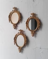 decorative vintage frames mid century